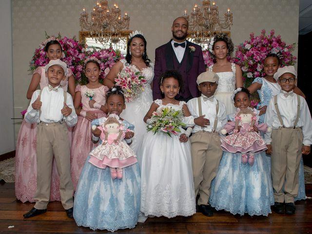 O casamento de Thalles e Grazielle em Belo Horizonte, Minas Gerais 61