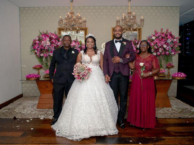 O casamento de Thalles e Grazielle em Belo Horizonte, Minas Gerais 62