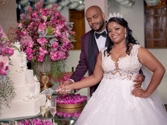 O casamento de Thalles e Grazielle em Belo Horizonte, Minas Gerais 73