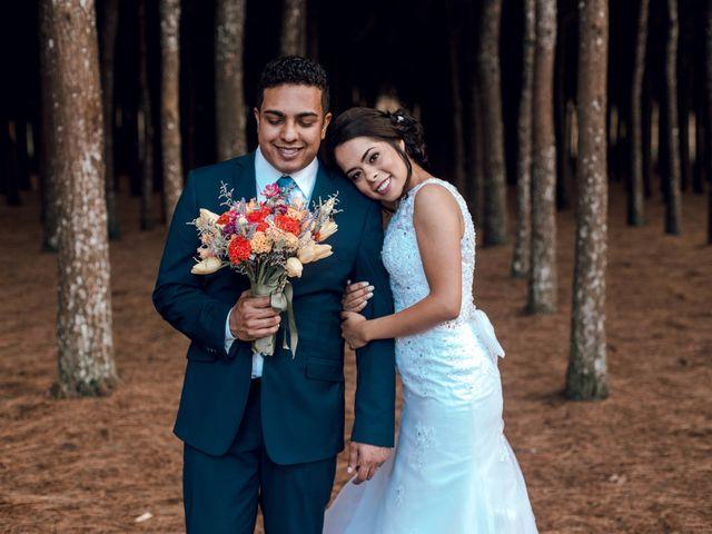 O casamento de Edi e Everton