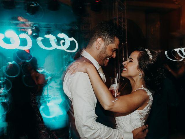 O casamento de Aline e Rafael