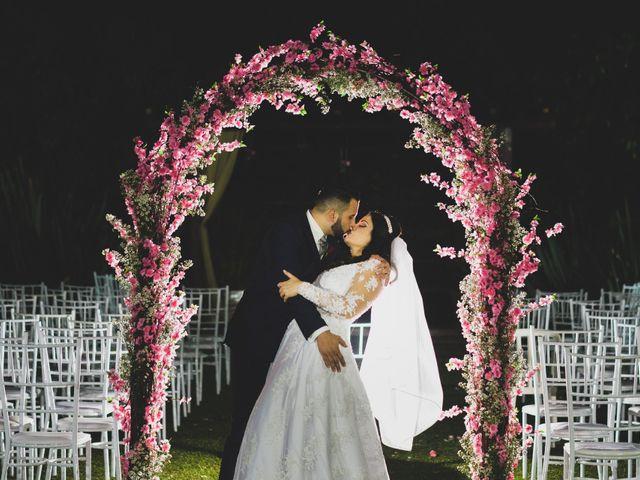 O casamento de Karine e Israel
