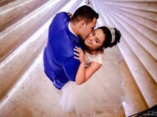O casamento de Mireli e Vinicius