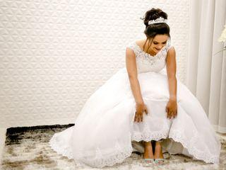 O casamento de Mirele e Vinicius 3