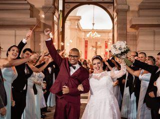 O casamento de Suellen e Marlon