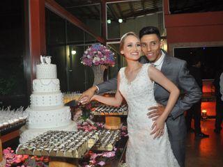 O casamento de Jamile e Leonardo
