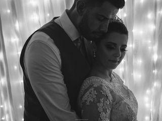 O casamento de Bruna e Kleber