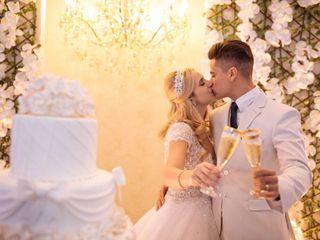 O casamento de Lydia Miranda  e Paulo Henrique
