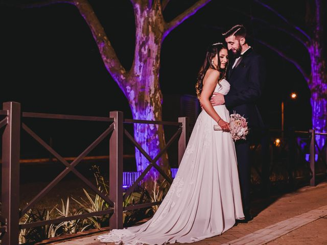 O casamento de Thaisa e Guilherme