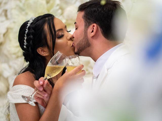 O casamento de Bruno e Marcia em Embu, São Paulo 56