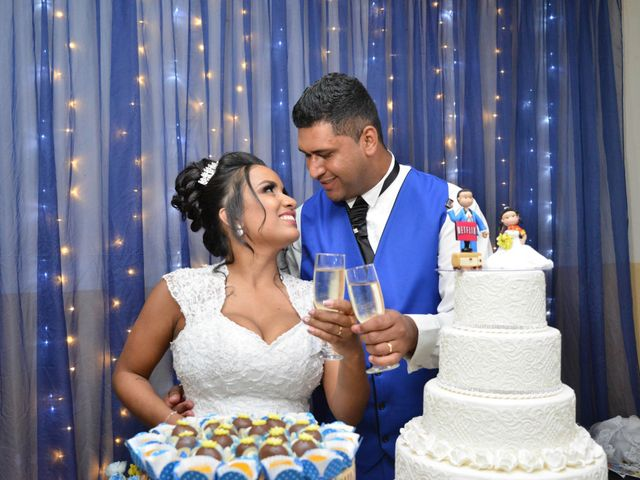 O casamento de Débora e Elias