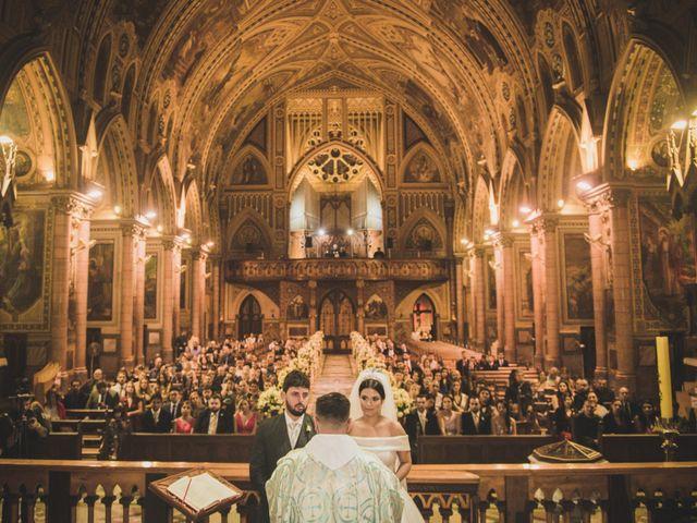 O casamento de Mayara e André