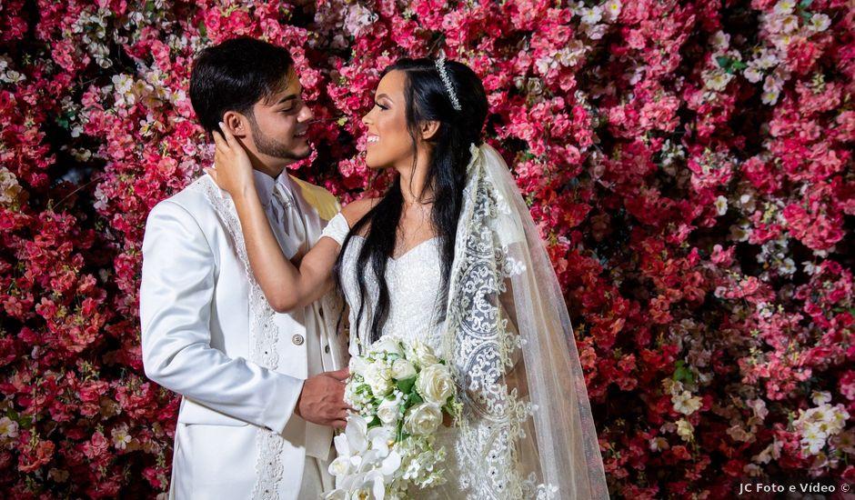 O casamento de Bruno e Marcia em Embu, São Paulo