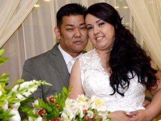 O casamento de Gisele e Milton 3