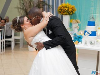 O casamento de gabriela  e jose cristiano 2