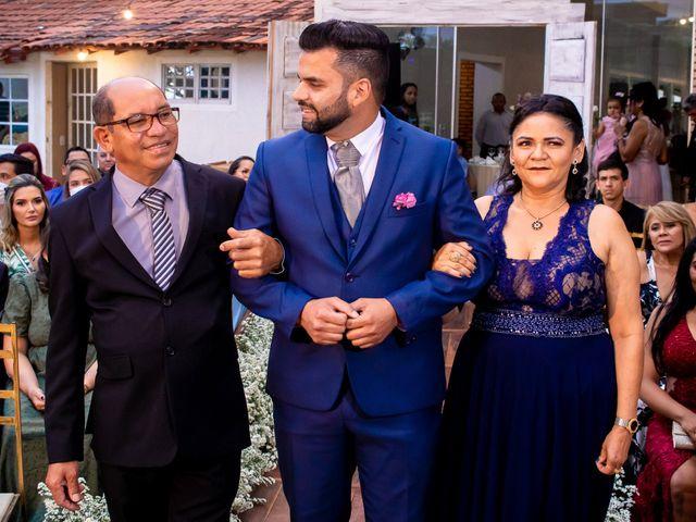 O casamento de Diego e Hildenê em Brasília, Distrito Federal 34