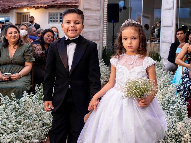 O casamento de Diego e Hildenê em Brasília, Distrito Federal 36