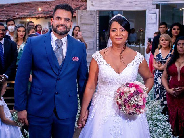 O casamento de Diego e Hildenê em Brasília, Distrito Federal 41