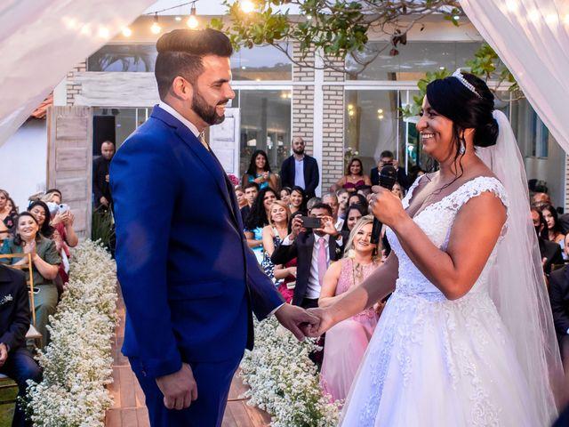 O casamento de Diego e Hildenê em Brasília, Distrito Federal 47