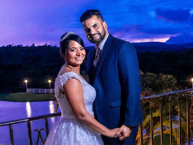 O casamento de Diego e Hildenê em Brasília, Distrito Federal 49