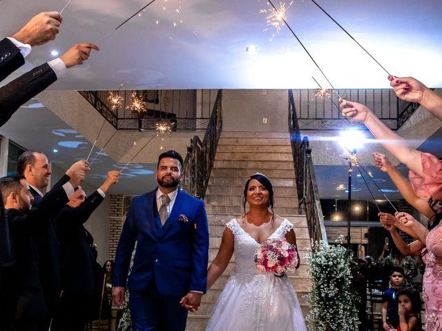 O casamento de Diego e Hildenê em Brasília, Distrito Federal 53