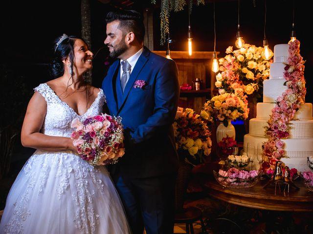 O casamento de Diego e Hildenê em Brasília, Distrito Federal 60