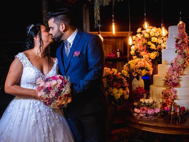 O casamento de Hildenê e Diego