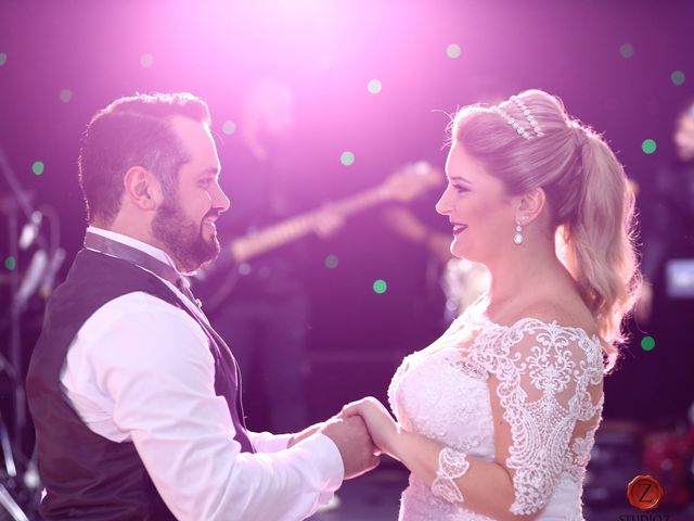 O casamento de Karina e Beto