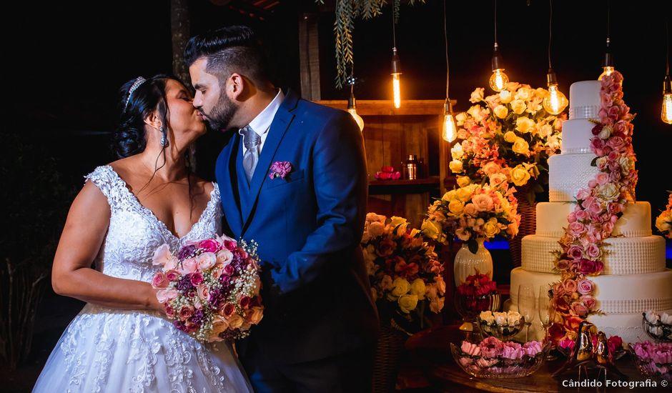 O casamento de Diego e Hildenê em Brasília, Distrito Federal