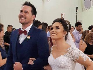 O casamento de Eclair e Mayara