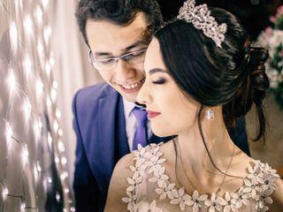 O casamento de Joelise e Bruno