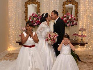 O casamento de Wérica  e Paulo