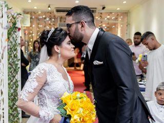O casamento de Daiana e Erick