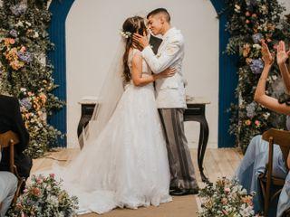 O casamento de Nicolle e João Miguel