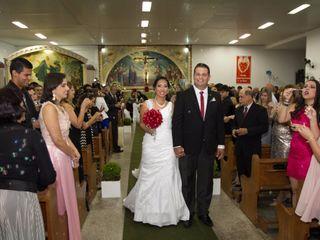 O casamento de Karol e Daniel
