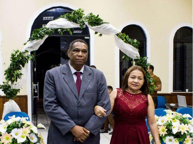 O casamento de Josiel e Meriane em Belém, Pará 4