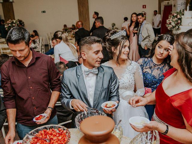 O casamento de Gabriel e Jhennyfer em Marialva, Paraná 12