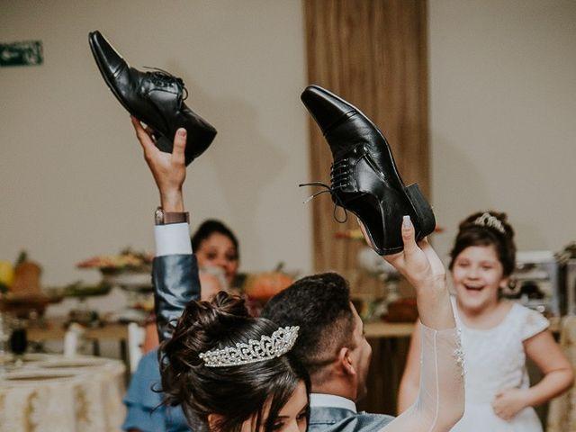 O casamento de Gabriel e Jhennyfer em Marialva, Paraná 14