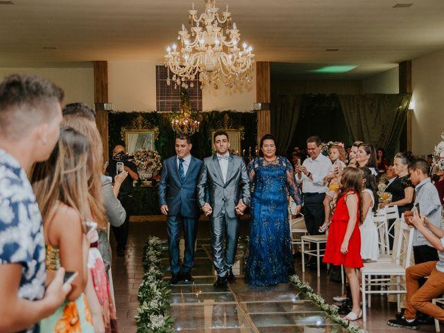 O casamento de Gabriel e Jhennyfer em Marialva, Paraná 27