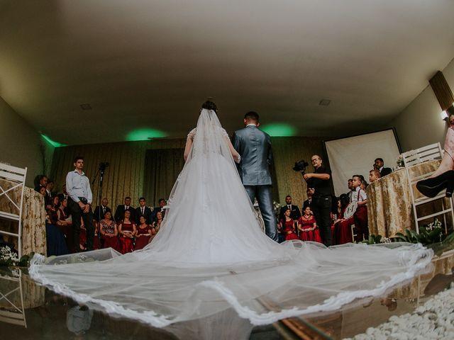 O casamento de Gabriel e Jhennyfer em Marialva, Paraná 29