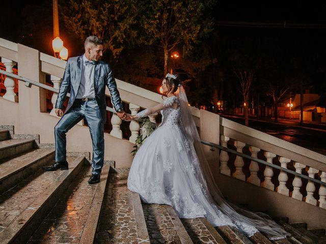O casamento de Gabriel e Jhennyfer em Marialva, Paraná 30