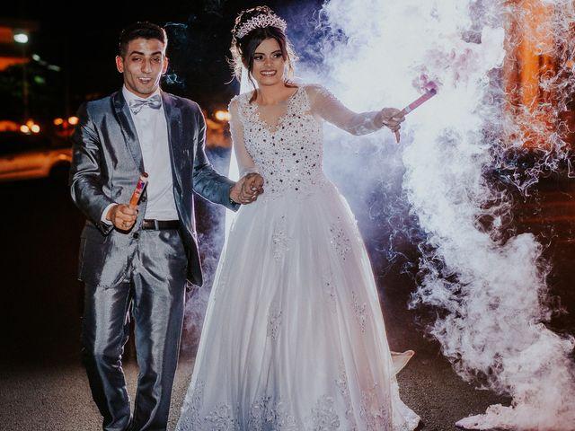 O casamento de Gabriel e Jhennyfer em Marialva, Paraná 31