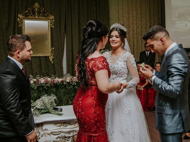 O casamento de Gabriel e Jhennyfer em Marialva, Paraná 33