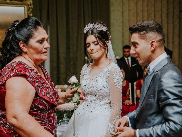 O casamento de Gabriel e Jhennyfer em Marialva, Paraná 34