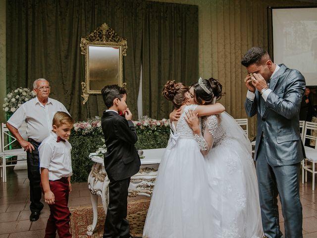O casamento de Gabriel e Jhennyfer em Marialva, Paraná 36