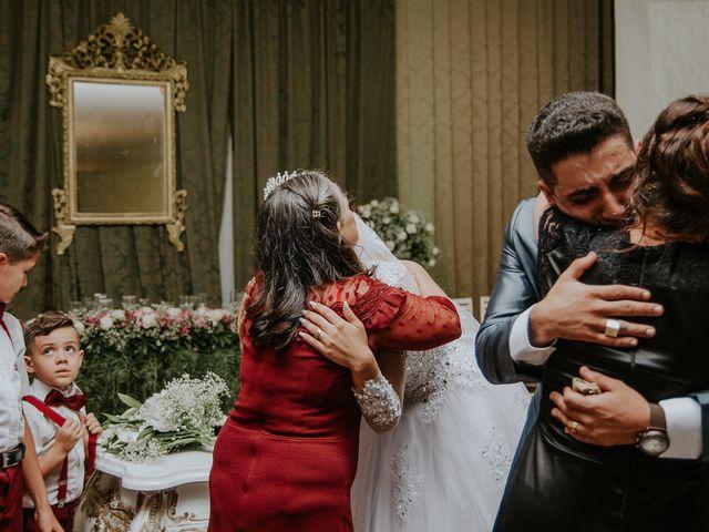 O casamento de Gabriel e Jhennyfer em Marialva, Paraná 37