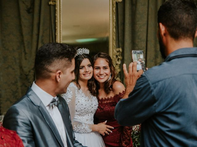 O casamento de Gabriel e Jhennyfer em Marialva, Paraná 38