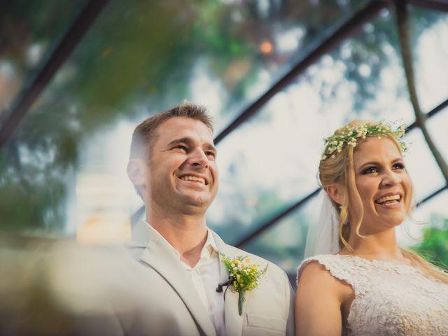 O casamento de Carol e Dudu