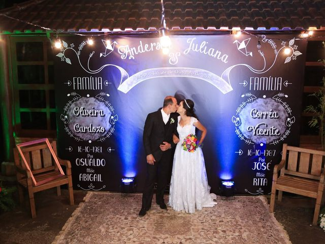 O casamento de Anderson e Juliana em Arapongas, Paraná 10