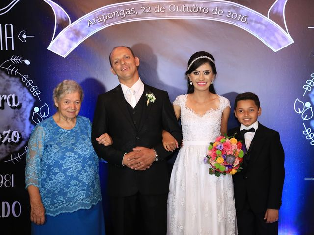 O casamento de Anderson e Juliana em Arapongas, Paraná 22